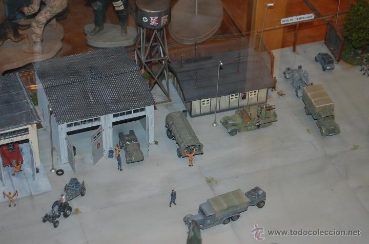 Maquetas: Diorama Aeródromo de Tempelhof, en la II Guerra mundial. (Recogida por parte del cliente) - Foto 22 - 41526193