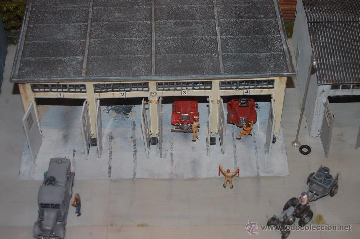 Maquetas: Diorama Aeródromo de Tempelhof, en la II Guerra mundial. (Recogida por parte del cliente) - Foto 23 - 41526193