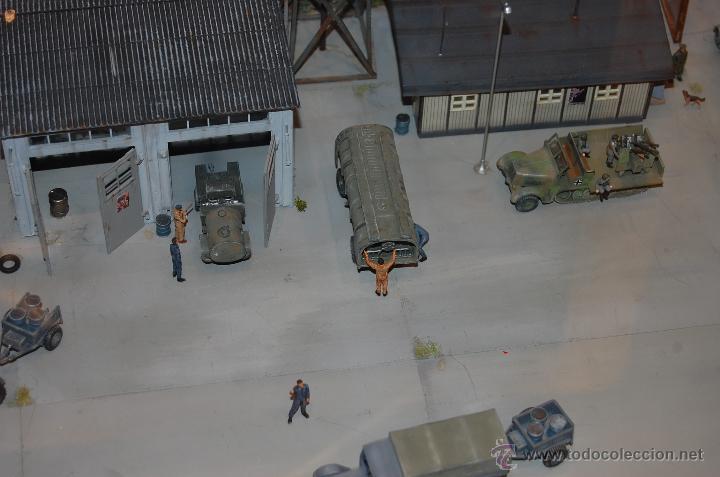 Maquetas: Diorama Aeródromo de Tempelhof, en la II Guerra mundial. (Recogida por parte del cliente) - Foto 24 - 41526193
