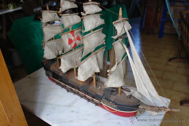 Maquetas: maqueta de barco fragata - Foto 2 - 42110555