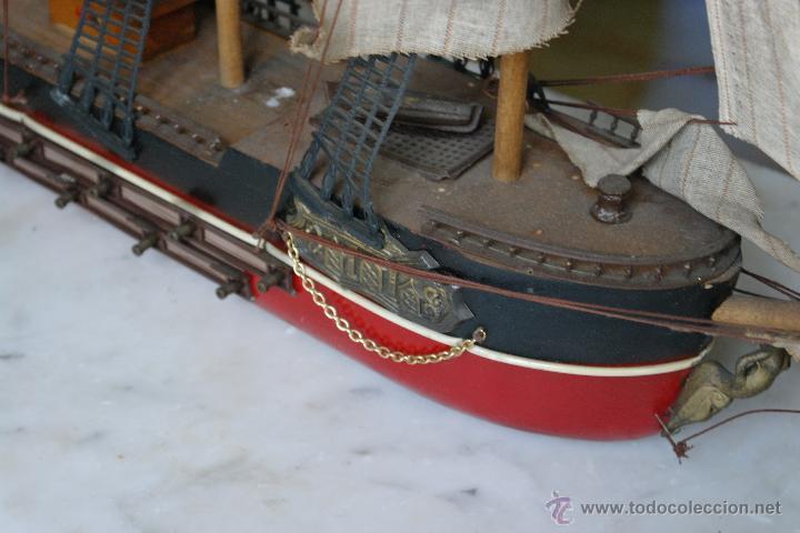 Maquetas: maqueta de barco fragata - Foto 3 - 42110555