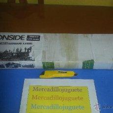 Maquetas: IMPRESIONANTE IRONSIDE EISENBAHN IRS 02 UND ZYLINDER 28 CM. K5 (E). Lote 42803414