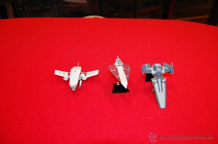 Maquetas: Lote de tres maquetas de naves de STAR WARS. - Foto 3 - 43421890