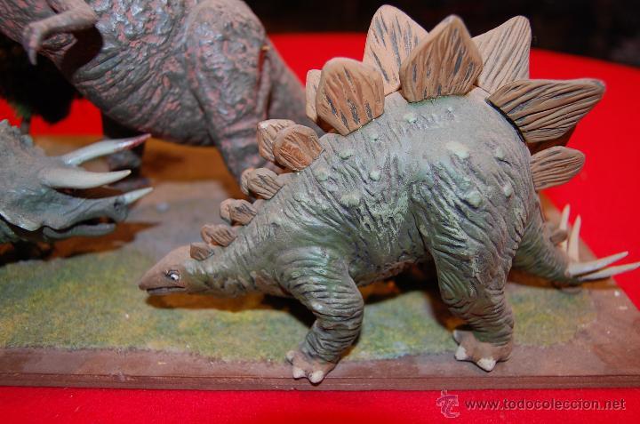 Maquetas: Diorama con dinosaurios, de la casa Airfix, de plástico. - Foto 5 - 43455885