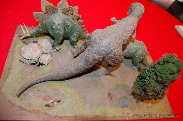 Maquetas: Diorama con dinosaurios, de la casa Airfix, de plástico. - Foto 9 - 43455885