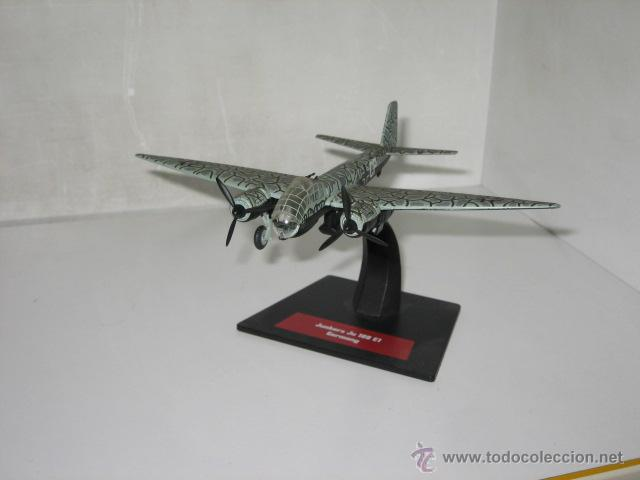 JUNKERS JU 188 E1 MAQUETA METAL ESCALA 1/144 ALTAYA (Juguetes - Modelismo y Radio Control - Maquetas - Aviones y Helicópteros)