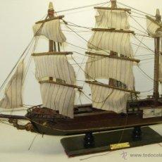 Models - FRAGATA ESPAÑOLA SIGLO XVI- bonito barco de madera-antiguo-buen detalle - 44178743