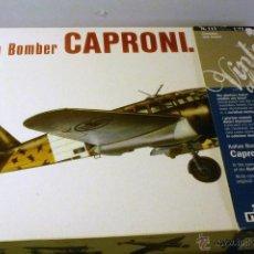 Maquetas: ITALERI #113. 1/72. AVIÓN ITALIAN BOMBER CAPRONI CA.311 (EDICIÓN LIM. 2000 EJ.). Lote 44440560
