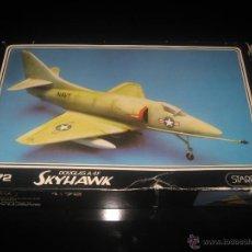 Maquetas: STARFIX 1:72 DOUGLAS A-4F SKYHAWK CAZA MILITAR PRECINTADO VINTAGE. Lote 44588931