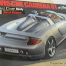Maquetas: PORSCHE CARRERA GT DE TAMIYA . Lote 138060774