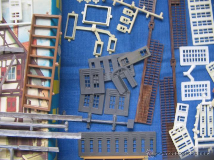 Maquetas: Kibri Bausatz. 8404. Caja + piezas. Lo que se ve en las fotos.Marcado Puertas y Ventanas - Foto 7 - 40028034