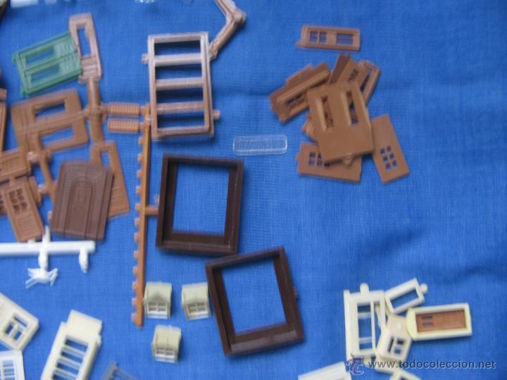 Maquetas: Kibri Bausatz. 8404. Caja + piezas. Lo que se ve en las fotos.Marcado Puertas y Ventanas - Foto 10 - 40028034