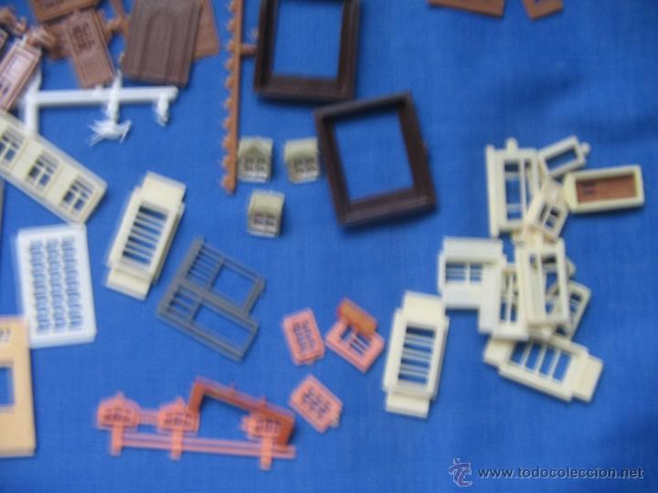 Maquetas: Kibri Bausatz. 8404. Caja + piezas. Lo que se ve en las fotos.Marcado Puertas y Ventanas - Foto 11 - 40028034