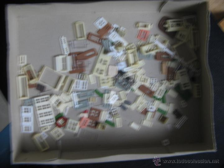 Maquetas: Kibri Bausatz. 8404. Caja + piezas. Lo que se ve en las fotos.Marcado Puertas y Ventanas - Foto 12 - 40028034