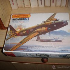 Maquetas: VICKERS WELLINGTON MK X, MATCHBOX 1/72. Lote 45139566