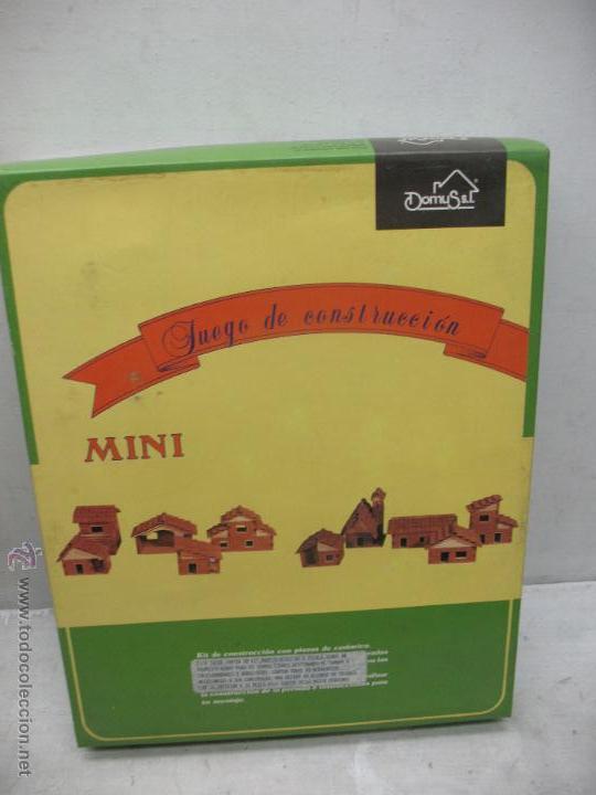 Maquetas: Domus Modelo Mini 6, 7, 8 y 9 - Construcciones de casas con ladrillos - Foto 2 - 45240434