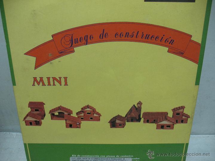 Maquetas: Domus Modelo Mini 6, 7, 8 y 9 - Construcciones de casas con ladrillos - Foto 3 - 45240434