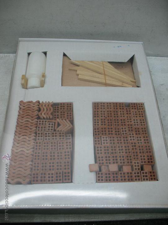 Maquetas: Domus Modelo Mini 6, 7, 8 y 9 - Construcciones de casas con ladrillos - Foto 4 - 45240434