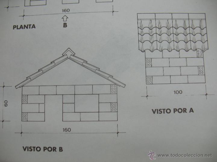 Maquetas: Domus Modelo Mini 6, 7, 8 y 9 - Construcciones de casas con ladrillos - Foto 6 - 45240434