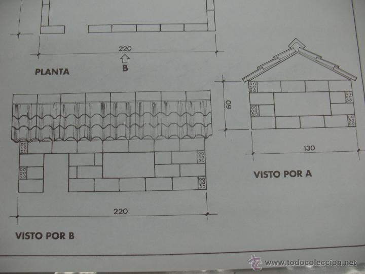 Maquetas: Domus Modelo Mini 6, 7, 8 y 9 - Construcciones de casas con ladrillos - Foto 7 - 45240434