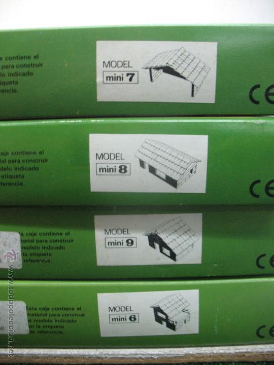 Maquetas: Domus Modelo Mini 6, 7, 8 y 9 - Construcciones de casas con ladrillos - Foto 9 - 45240434