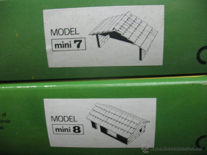 Maquetas: Domus Modelo Mini 6, 7, 8 y 9 - Construcciones de casas con ladrillos - Foto 10 - 45240434