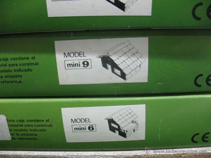 Maquetas: Domus Modelo Mini 6, 7, 8 y 9 - Construcciones de casas con ladrillos - Foto 11 - 45240434