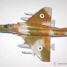 Maquetas: DOUGLAS A-4 SKYHAWK. FUERA ZAÉREA DE ISRAEL. ESCALA 1/72. Lote 45436886