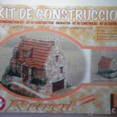 Maquetas: KIT DE CONSTRUCCION RURAL DE BTOYS - PIEZAS DE CERAMICA. Lote 45470664