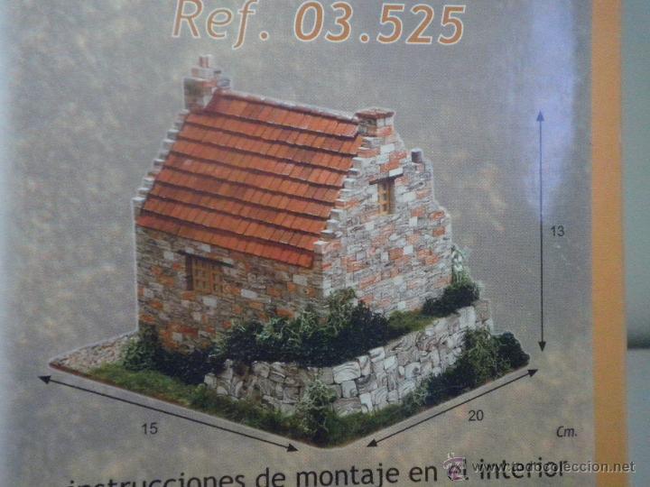 Maquetas: KIT DE CONSTRUCCION RURAL DE BTOYS - PIEZAS DE CERAMICA - Foto 2 - 45470664