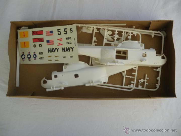 Maquetas: Maqueta del helicoptero Sikorsky Sea king escala 1:72 año 85 para montar. - Foto 2 - 45595335