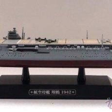 Maquetas: PORTAAVIONES SHOKAKU - JAPÓN 1942 - EAGLEMOSS. Lote 243571345