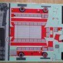 Maquetas: RECORTABLE AUTOBUS 2 PISOS DE BARCELONA.. Lote 46438181