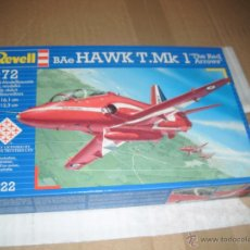 Maquetas: BAE HAWK T MK-I RED ARROWS, REVELL 1/72. Lote 46525204