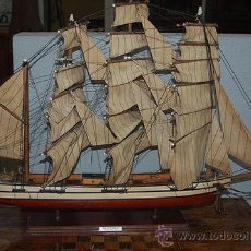 Maquetas: MAQUETA DE BARCO GREAT REPUBLIC 1835. Lote 46756470