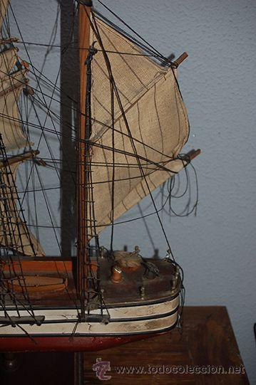 Maquetas: Maqueta de barco GREAT REPUBLIC 1835 - Foto 17 - 46756470