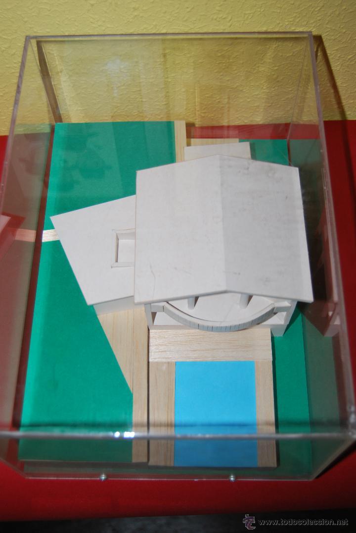 Maquetas: MAQUETA CASA - URNA METACRILATO - CHALET - PROYECTO ARQUITECTÓNICO - ARQUITECTURA - CONSTRUCCIÓN - Foto 7 - 47186058