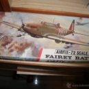 Maquetas: FAIREY BATTLE, AIRFIX 72. Lote 47203635