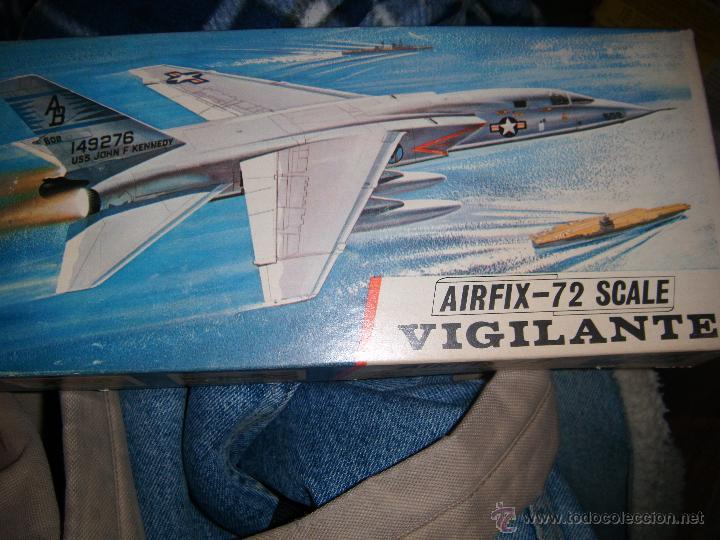 ROCKWELL VIGILANTE, AIRFIX 72 (Juguetes - Modelismo y Radio Control - Maquetas - Aviones y Helicópteros)