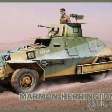 Maquetas: IBG35022 MARMON-HERRINGTON MK.II MIDDLE EAST TYPE ESCALA 1/35. Lote 47364345