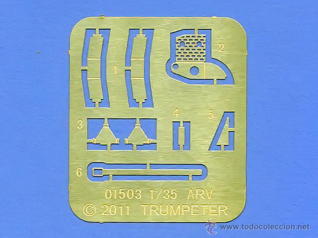 Maquetas: Trumpeter 01503 Canadian AVGP Husky Escala 1/35 - Foto 11 - 47764674