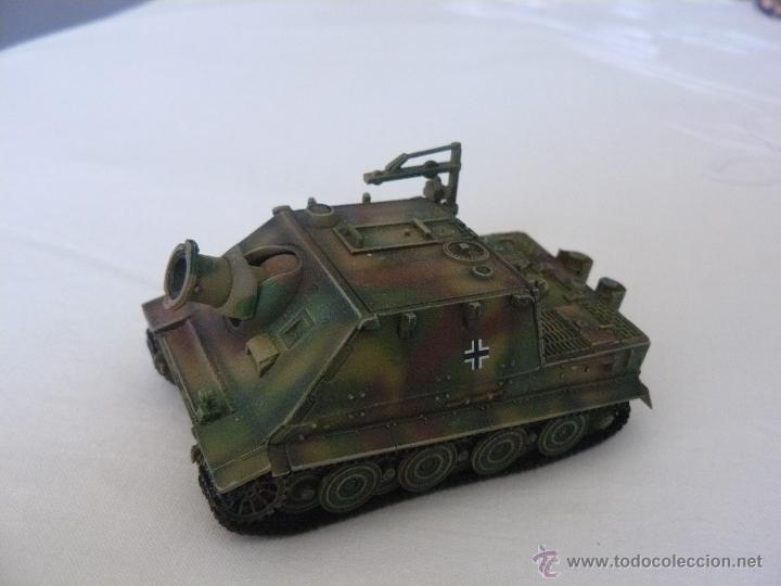 1/72 O 20MM DRAGON ARMOR DIECAST STURMTIGER 1001ST STURMMORSER KOMPANIE GERMANY 1945 (Juguetes - Modelismo y Radiocontrol - Maquetas - Militar)
