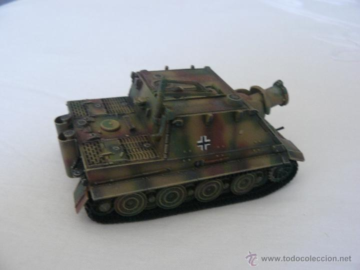 Maquetas: 1/72 o 20mm DRAGON ARMOR DIECAST STURMTIGER 1001st STURMMORSER KOMPANIE GERMANY 1945 - Foto 2 - 48094492