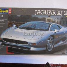 Maquetas: JAGUAR XJ 220 1/24 REVELL. Lote 48190483
