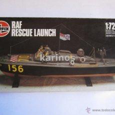 Macchiette: R.A.F RESCUE LAUNCH AIRFIX- ESCALA 1/72. Lote 266681578