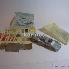 Maquetas: KIT DE METAL RENAULT A 442 CALBERSON LM 1978. Nº 4 RAGNOTTI-FREQUELIN O Nº 3 JARIER - BELL 1/43. Lote 48456080