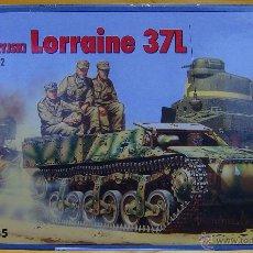 Maquetas: RPM, LORRAINE 37L, ESCALA 1/35, REF 35014. Lote 49188958