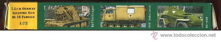 Maquetas: MAQUETA ACE, 7.5cm leichtes Infanteriegeschütz 18 IG-18 Ferelle, Escala 1/72, REF 72224 - Foto 4 - 102596359
