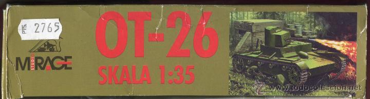 Maquetas: MAQUETA MIRAGE, OT-26, Escala 1/35. Año 1995 - Foto 3 - 49376425