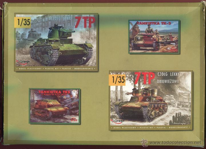 Maquetas: MAQUETA MIRAGE, OT-26, Escala 1/35. Año 1995 - Foto 6 - 49376425